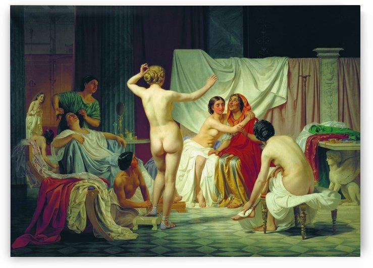 Roman Baths by Fyodor Bronnikov