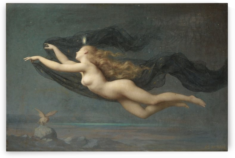 La nuit by Auguste Raynaud