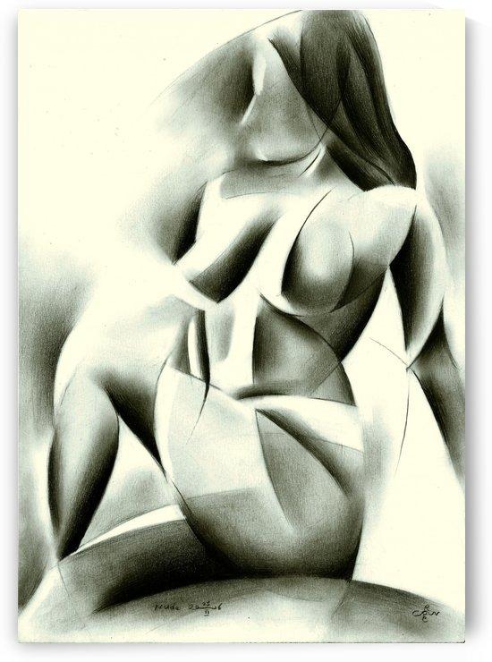 Nude - 25-02-16 by Corné Akkers