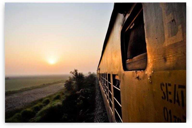 Quetta - Karachi train by Jure Brkinjac