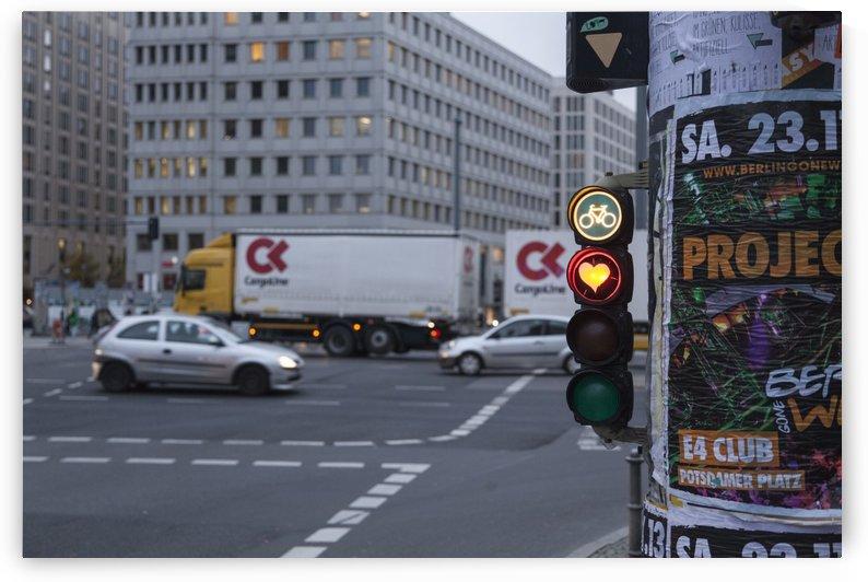 Berlin by Carlos M  Garate