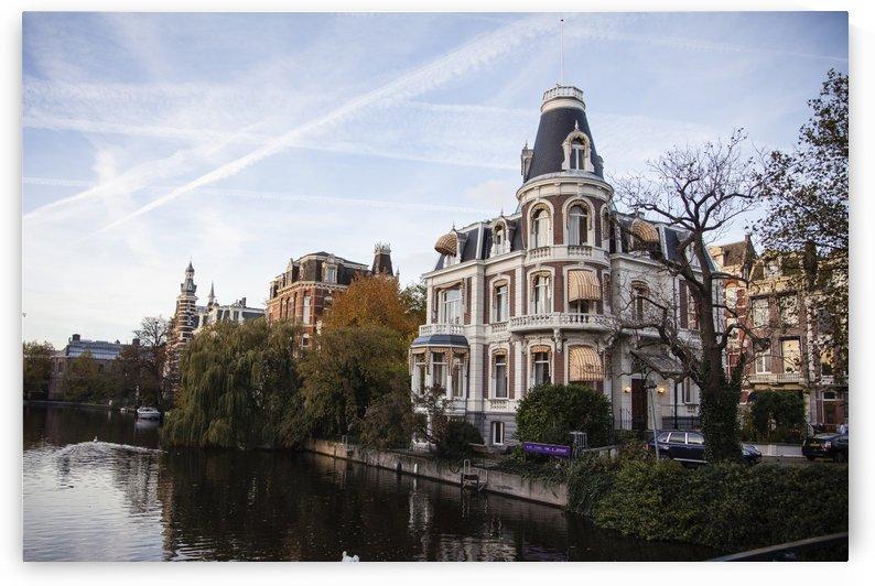Amsterdam by Carlos M  Garate