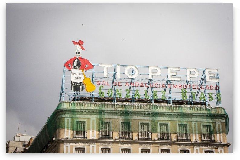 Tio Pepe by Carlos M  Garate
