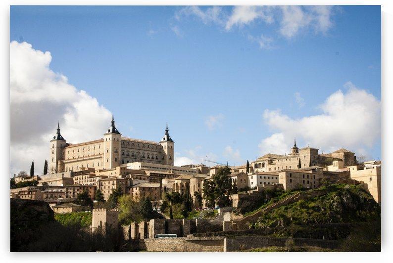 Toledo by Carlos M  Garate