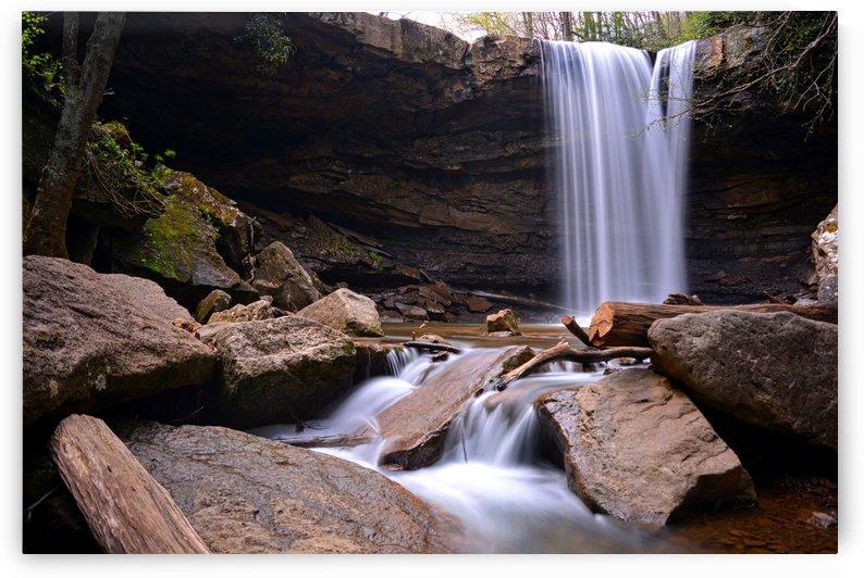 Cucumber Falls by eddie pferdehirt