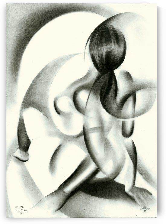 Nude - 05-02-16 by Corné Akkers