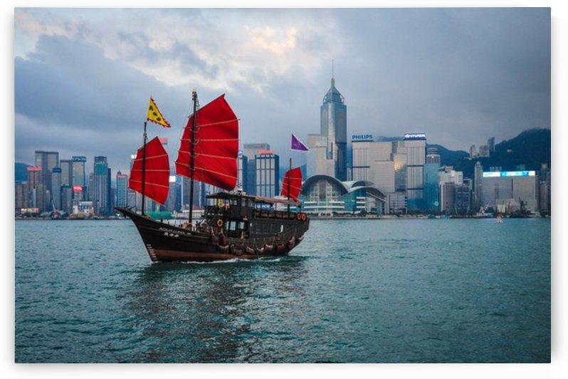 Hong Kong by Jure Brkinjac