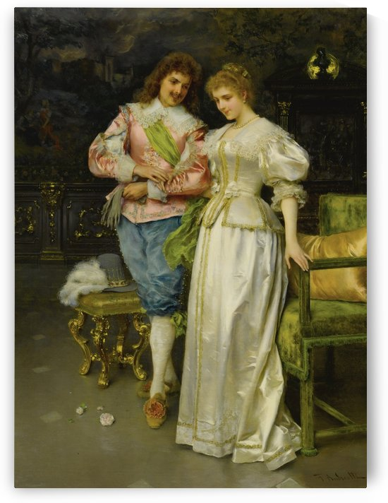 Betrothed by Federico Andreotti