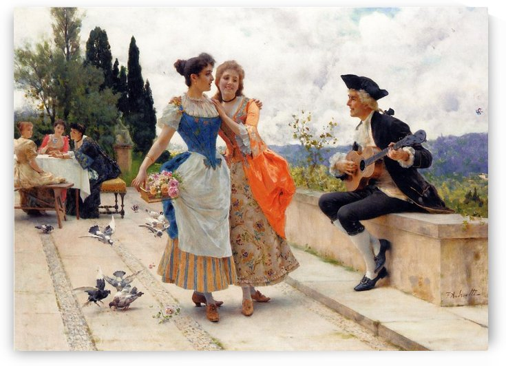 Serenade by Federico Andreotti
