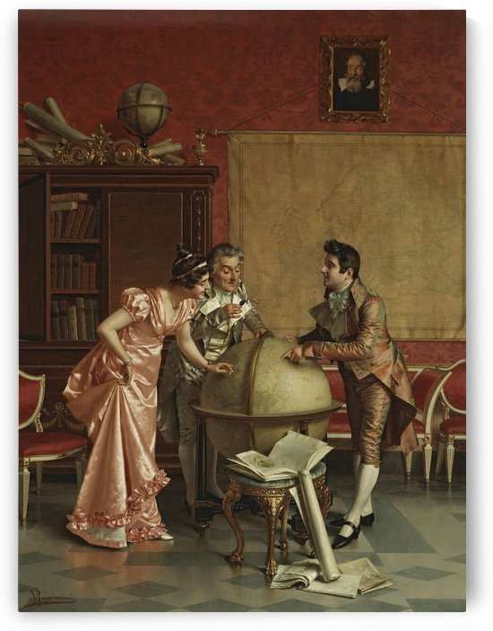 The Way of the World by Vittorio Reggianini