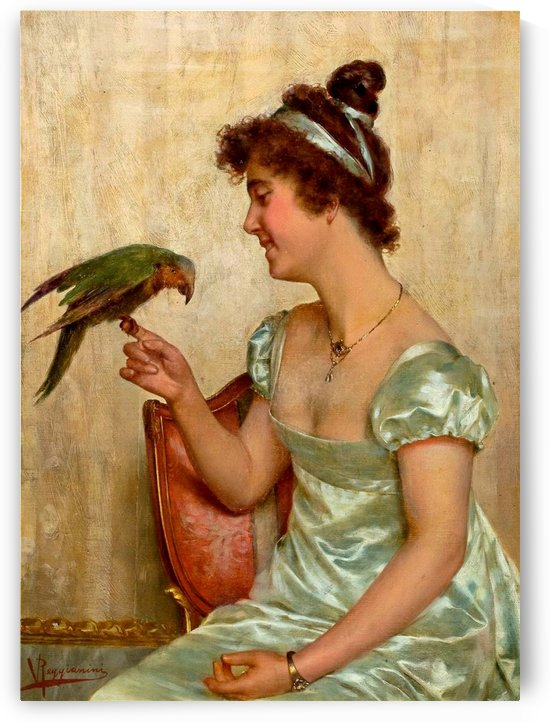 The bird by Vittorio Reggianini