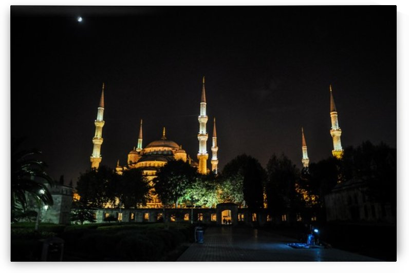 Blue Mosque by Jure Brkinjac
