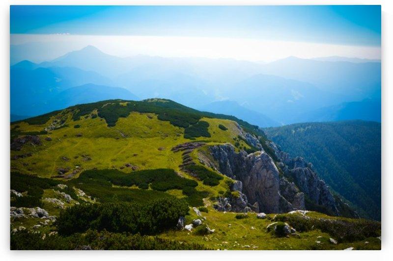 Alpine views by Jure Brkinjac