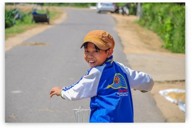 Vietnam boy by Jure Brkinjac