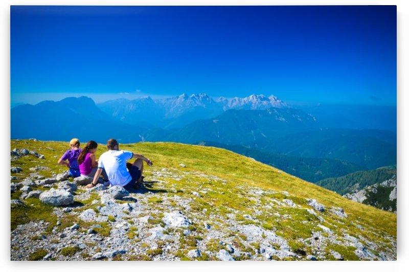 Slovenian Alps by Jure Brkinjac