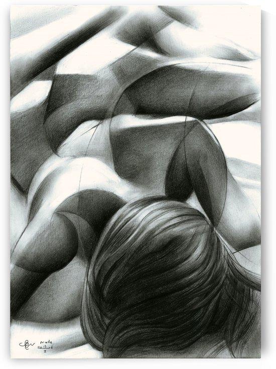 Nude - 13-01-16 by Corné Akkers