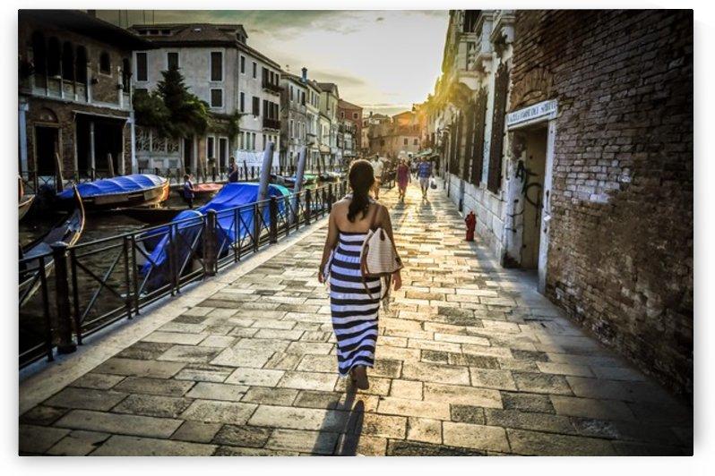 Romantic Venice by Jure Brkinjac