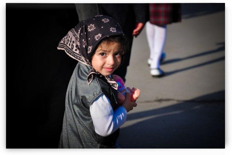 Mashhad girl by Jure Brkinjac