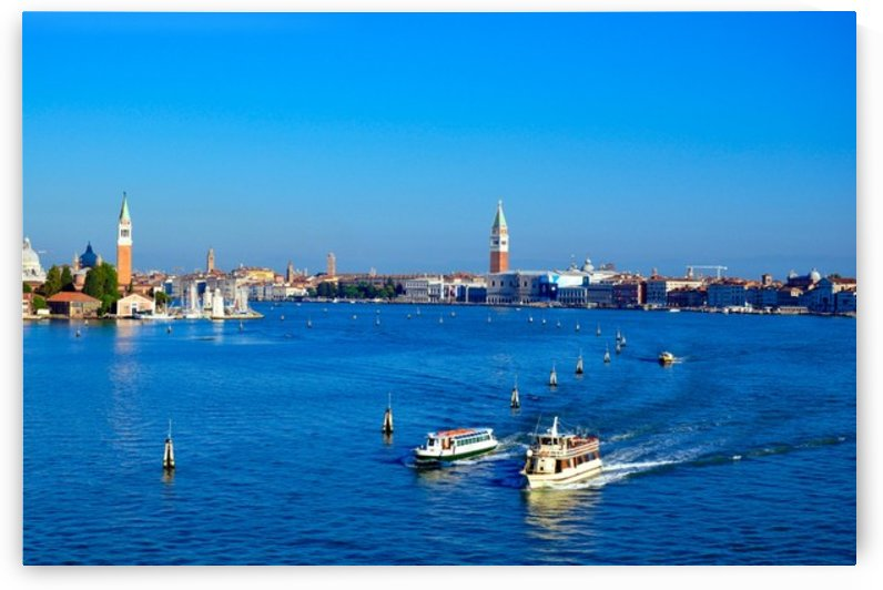 Morning in Venice by Jure Brkinjac
