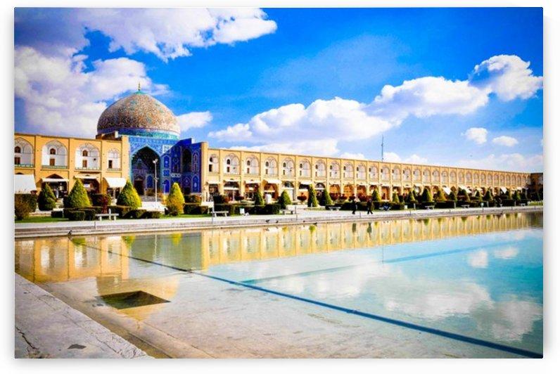Esfahan by Jure Brkinjac
