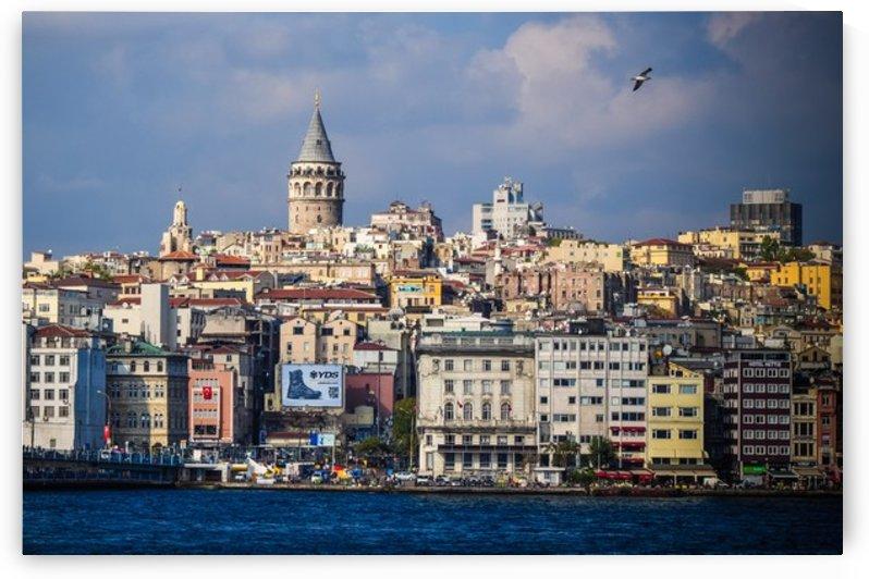 Galata, Istanbul by Jure Brkinjac