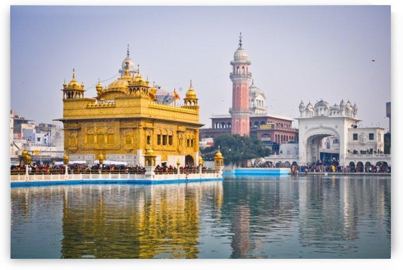 Golden Temple, Amritsar by Jure Brkinjac