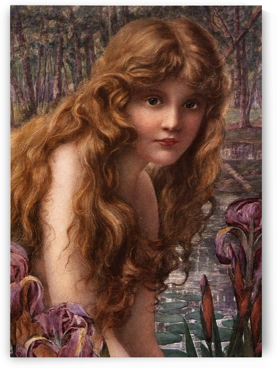 The Water Nymph by Henry Ryland