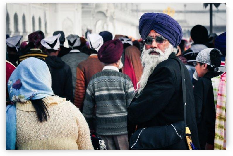 Sikh agent by Jure Brkinjac
