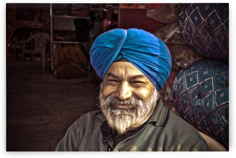 Sikh man by Jure Brkinjac
