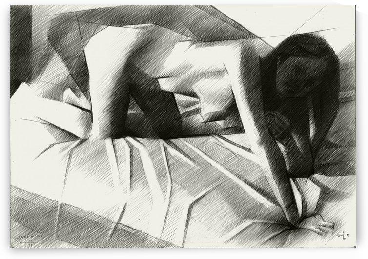 Nude - 05-02-15 by Corné Akkers