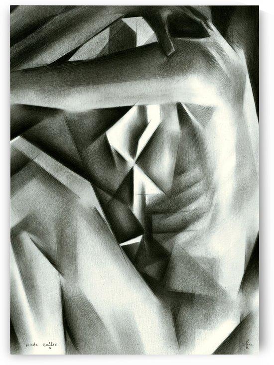 Nude - 07-10-15 by Corné Akkers