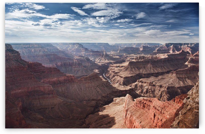 Grand Canyon by Christopher Dormoy