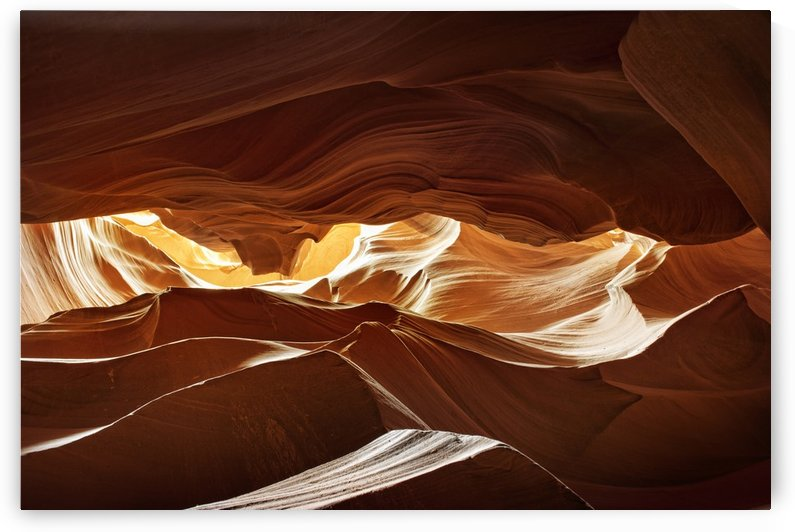 Antelope Canyon 2 by Christopher Dormoy