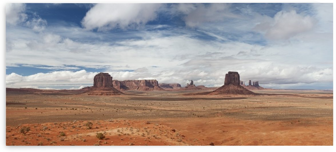 Monument Valley 1 by Christopher Dormoy