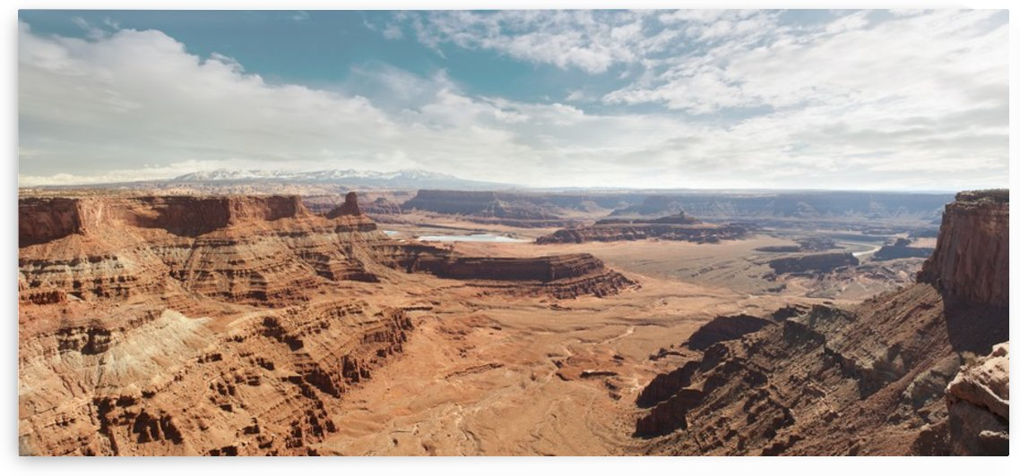 Canyon Land by Christopher Dormoy
