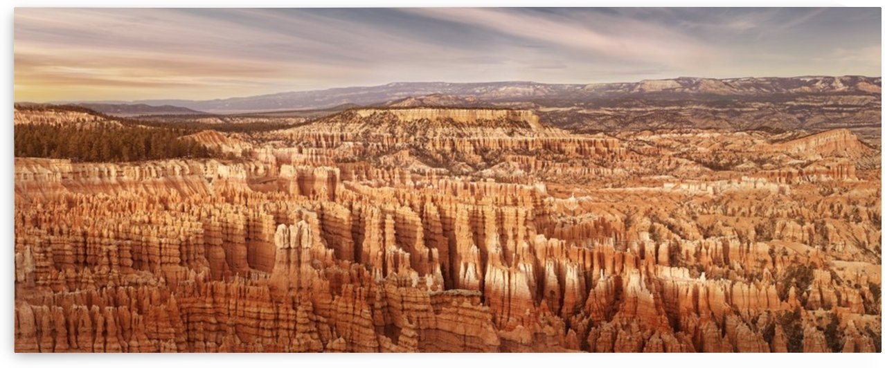 Bryce Canyon Sunset 2 by Christopher Dormoy