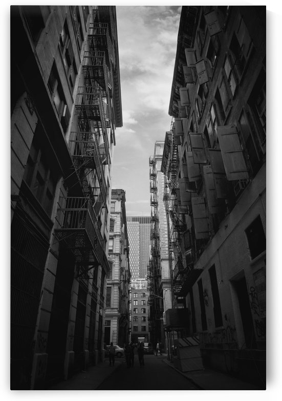 New York Street by Christopher Dormoy