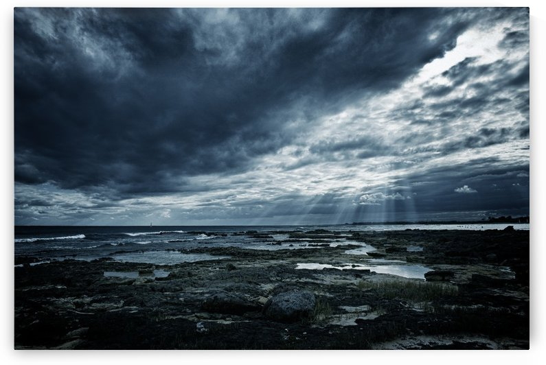Dramatic Sky by Christopher Dormoy