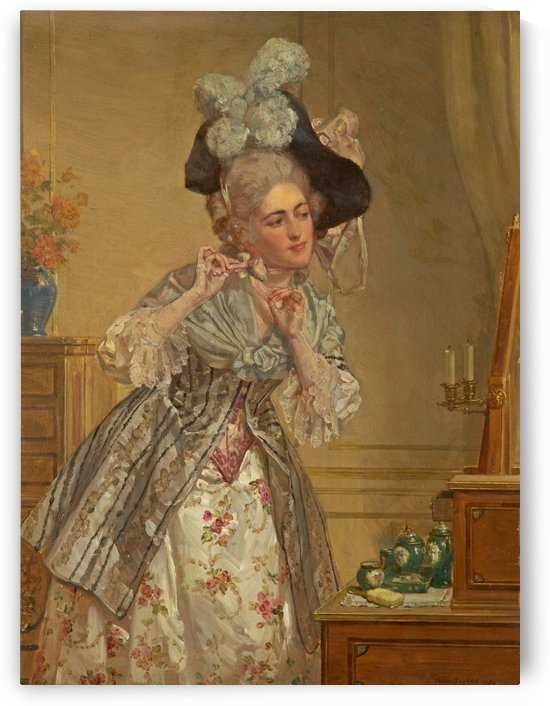 The bow by Talbot Hughes