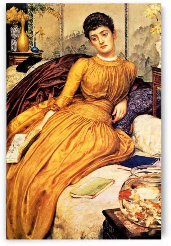 Mary Constance Wyndham by Edward Poynter