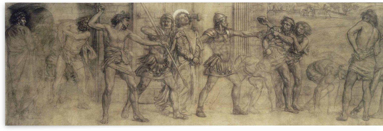 St Stephen led to Martyrdom by Edward Poynter
