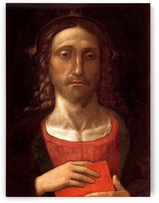 Christ by Andrea Mantegna