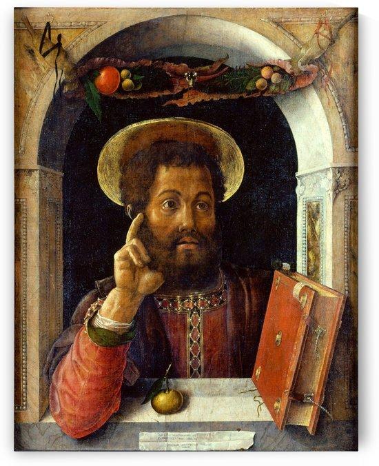 Saint Mark by Andrea Mantegna