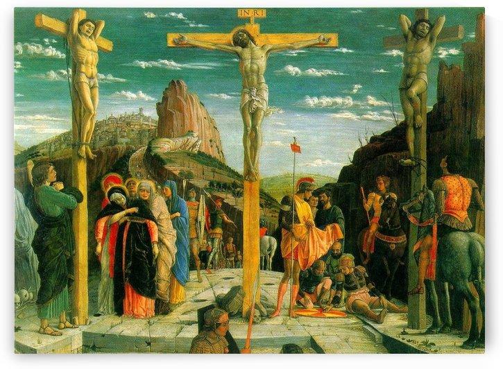 Calvary by Andrea Mantegna