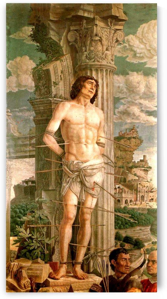 San Sebastiano by Andrea Mantegna