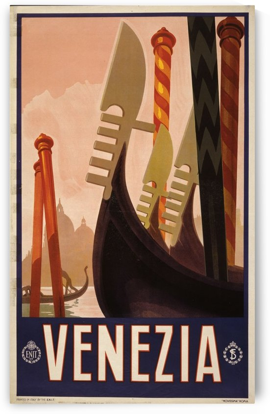 Venezia by VINTAGE POSTER