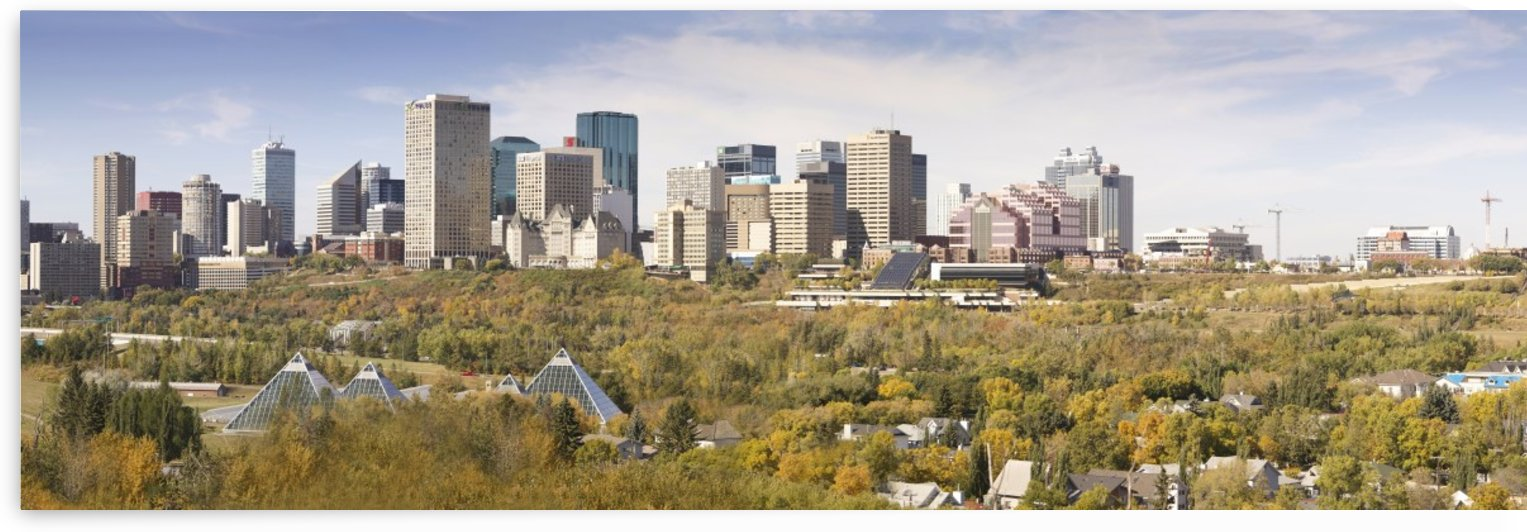 Edmonton  by Robert Stewart