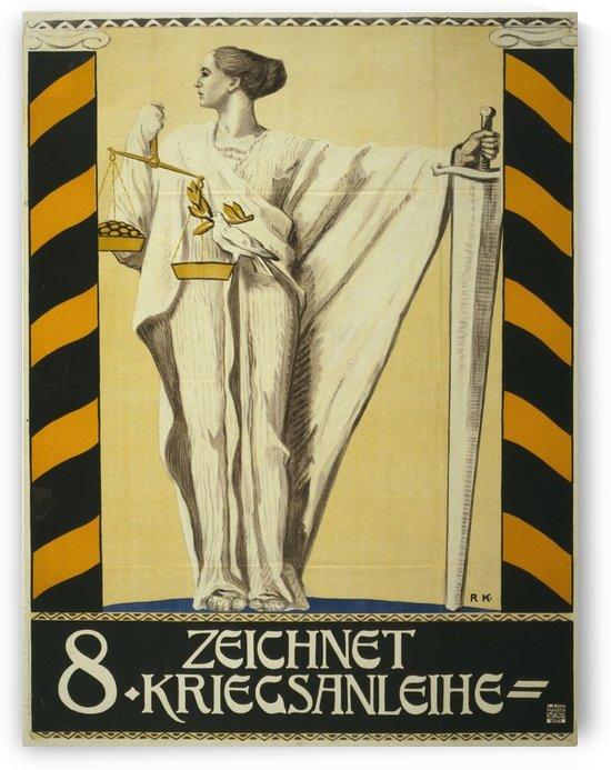 Zeichnet 2 by VINTAGE POSTER