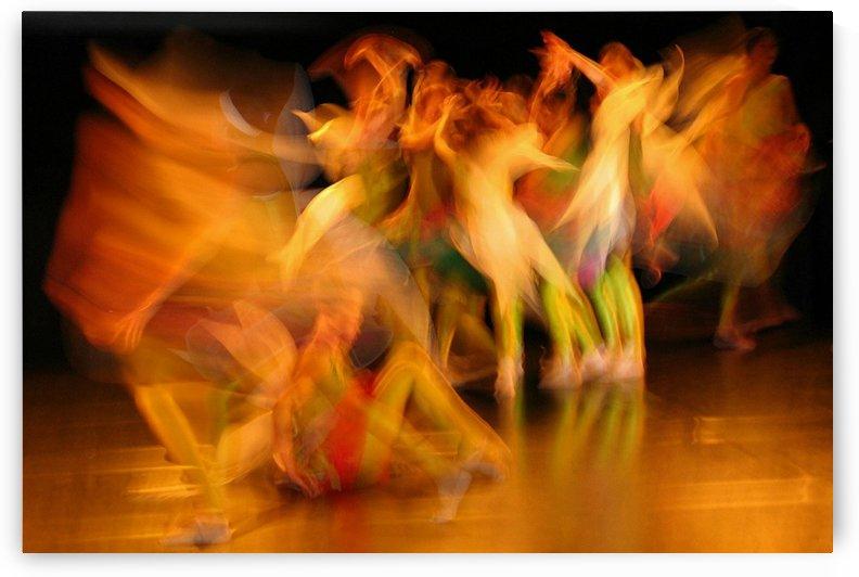 DANCERS by Jean-Jacques MASSOU
