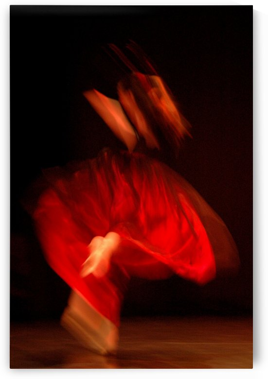 RED DANCER by Jean-Jacques MASSOU